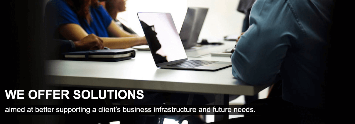 ITC2 Solutions Support Client's Business Infrastructure and Future Needs